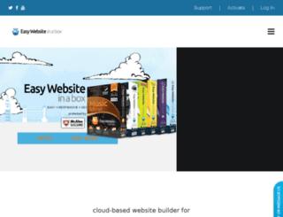 easywebsiteinabox.com screenshot