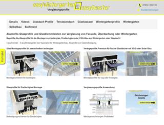 easywintergarten.de screenshot