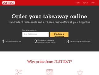 eatcity1.ie screenshot