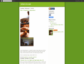 eatin-or-eatout.blogspot.com screenshot