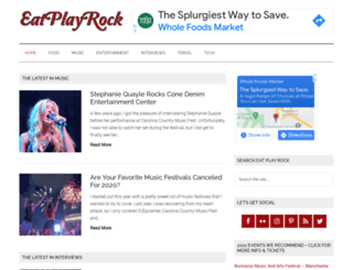 eatplayrock.com screenshot