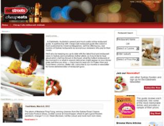 eatstreets.com.au screenshot