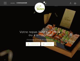 eatsushi.fr screenshot