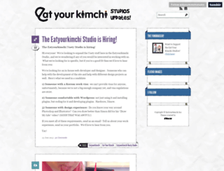 eatyourkimchistudio.tumblr.com screenshot