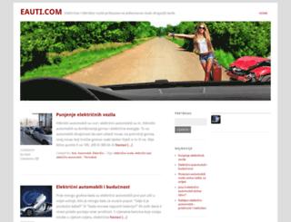 eauti.com screenshot