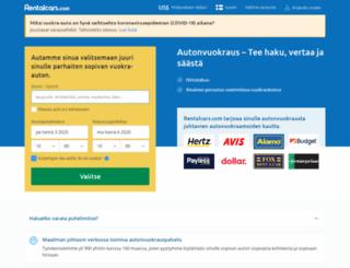 eautovuokraamo.fi screenshot