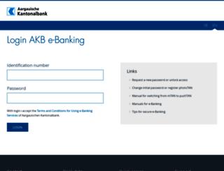 eb.akb.ch screenshot