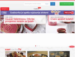 ebba.coolinarika.com screenshot