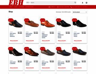 ebhshop.com screenshot