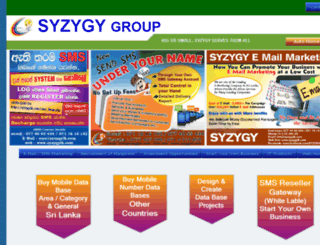 ebiz.syzygylk.com screenshot