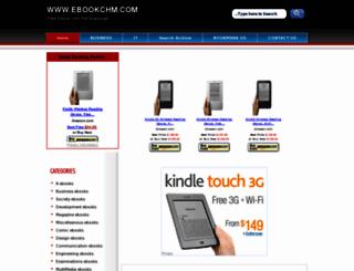 ebookchm.com screenshot