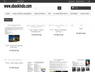 ebookindo.com screenshot
