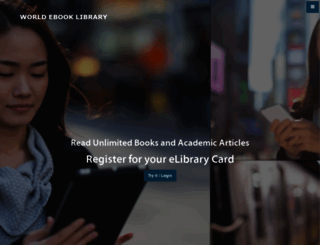 ebooklibrary.org screenshot