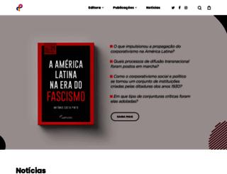 ebooks.pucrs.br screenshot