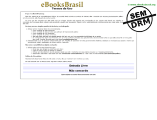 ebooksbrasil.org screenshot