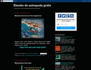 ebooksdeautoayudagratis.blogspot.com screenshot