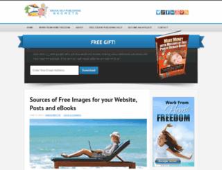ebookselfpublishingsecrets.com screenshot