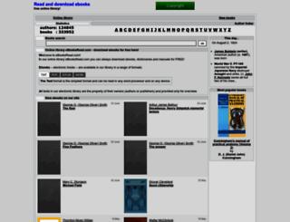 ebooksread.com screenshot