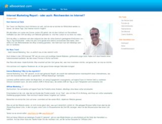 ebooktest.com screenshot