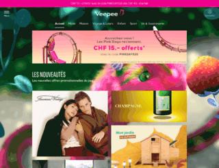 eboutic.ch screenshot