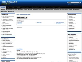 ebrcart.sharewarejunction.com screenshot