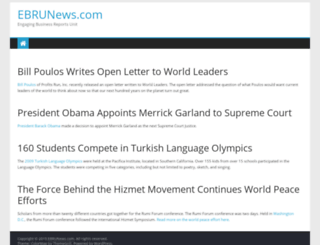 ebrunews.com screenshot
