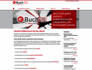 ebuch.de screenshot
