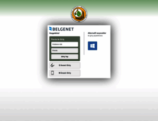ebys.ogm.gov.tr screenshot