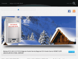 ecabagcilarservisi.com screenshot