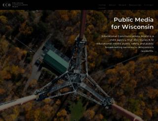 ecb.org screenshot