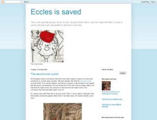 ecclesandbosco.blogspot.co.uk screenshot