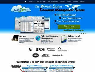 ecelticdocs.com screenshot