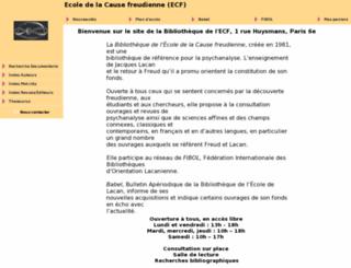 ecf.base-alexandrie.fr screenshot