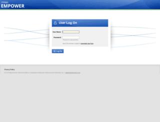 echo3.bluehornet.com screenshot