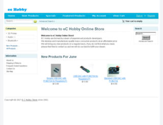 echobby.com screenshot