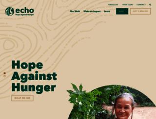 echonet.org screenshot