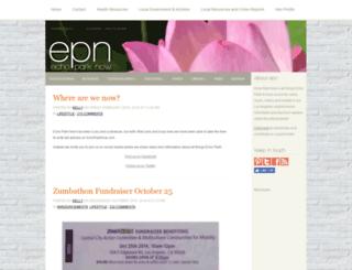 echoparknow.com screenshot