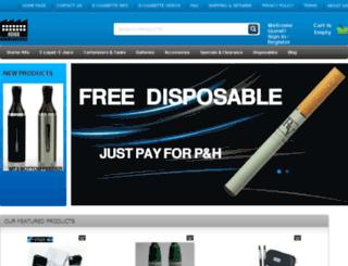 ecigswarehouse.com.au screenshot