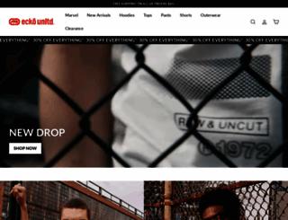 ecko.com screenshot