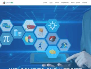 eclairemd.com screenshot