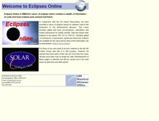 eclipse.org.uk screenshot
