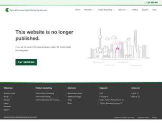 eco-biopave.com screenshot