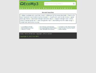 eco-light.us screenshot