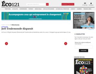 eco121.fr screenshot