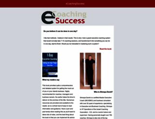 ecoachingsuccess.com screenshot
