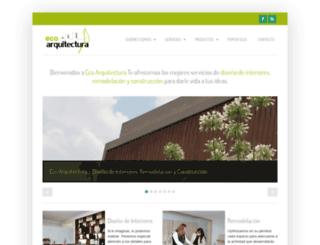 ecoark.com.mx screenshot