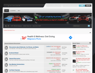 ecoboostperformanceforum.com screenshot
