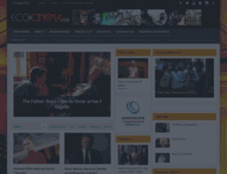 ecodelcinema.com screenshot