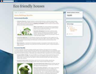 ecofrendlyhouses.blogspot.com screenshot