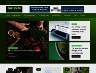 ecofriend.com screenshot